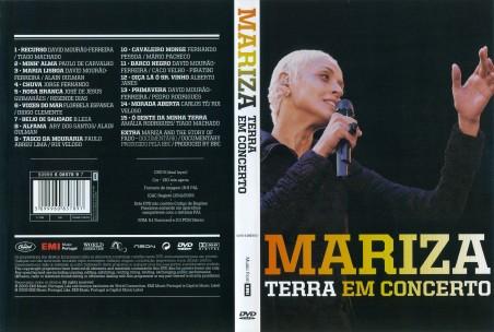 DVD Mariza 1-a