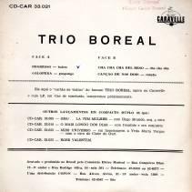 Trio Boreal - REGRESSO 002