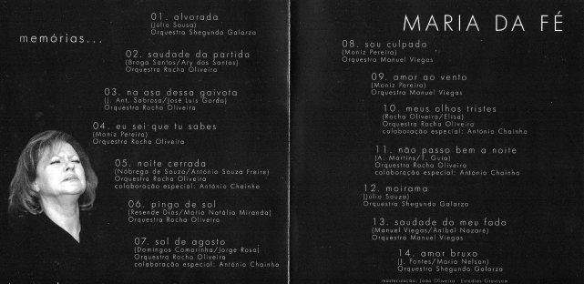 # Mª da Fé002