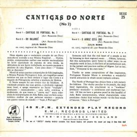 Júlia Babo - Cantigas do Norte 2