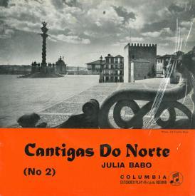 Júlia Babo - Cantigas do Norte