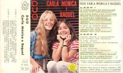 K7 Duo Carla Mónica e Raquel 1-a